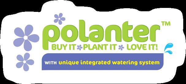 Polanter. Buy it. Plant it. Love it!