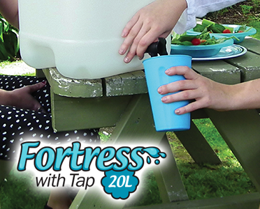 Fortress With Tap by FreNZLife
